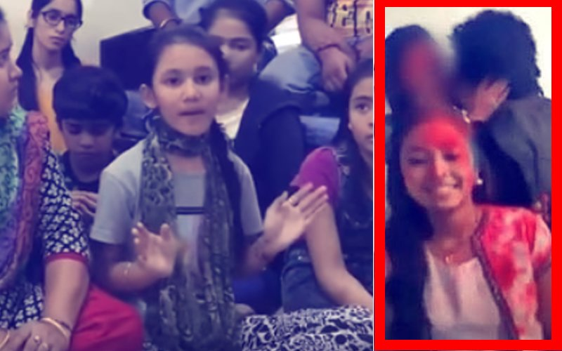 VIDEO: Minor Girl Talks About Papon Kissing Her During Holi Celebrations