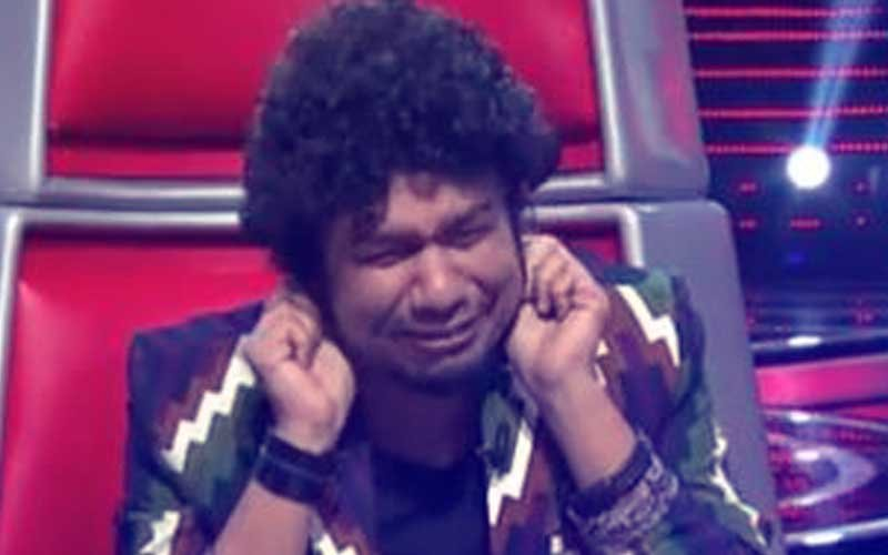 PAPON KISS CONTROVERSY: Singer STEPS DOWN As The Judge From The Voice Kids India