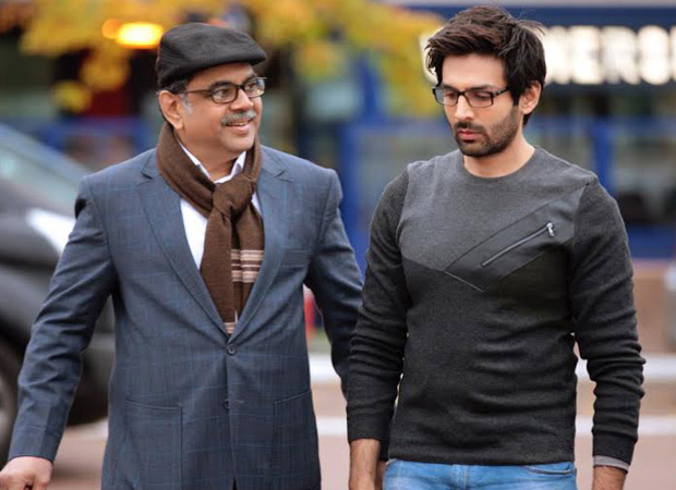 paresh rawal kartik aryan guest in london