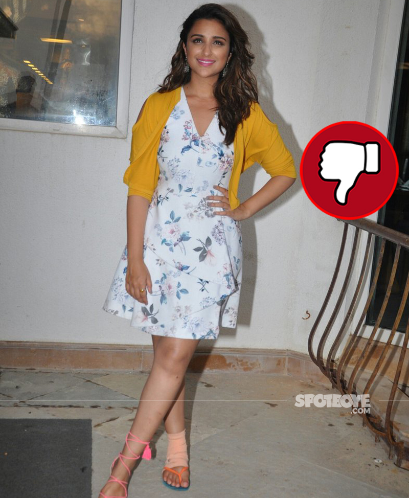 parineeti at golmaal returns promotions