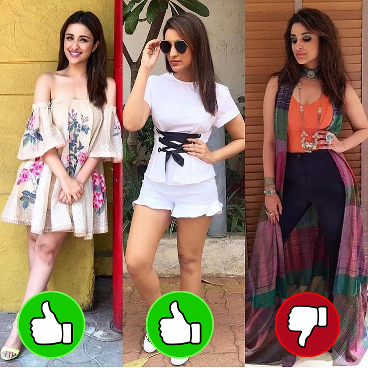 parineeti chopra latest looks from social events