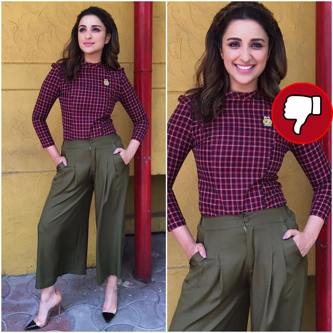parineeti chopra meri pyaari bindu promotions yashraj studio