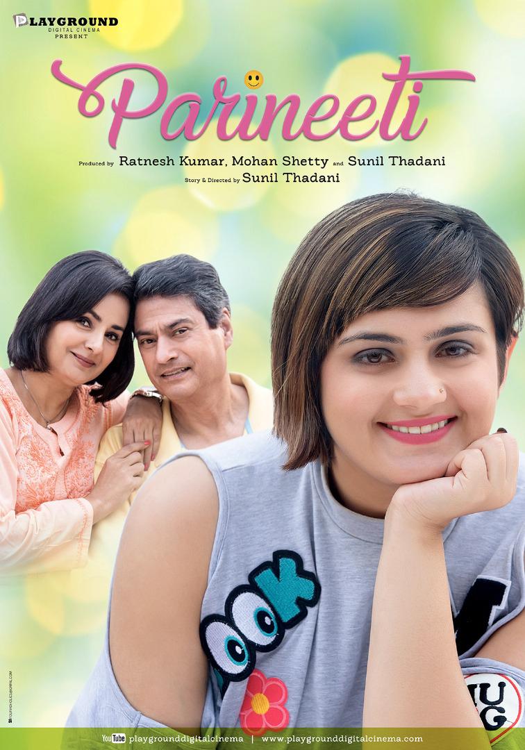 parineeti poster featuring shweta rohira