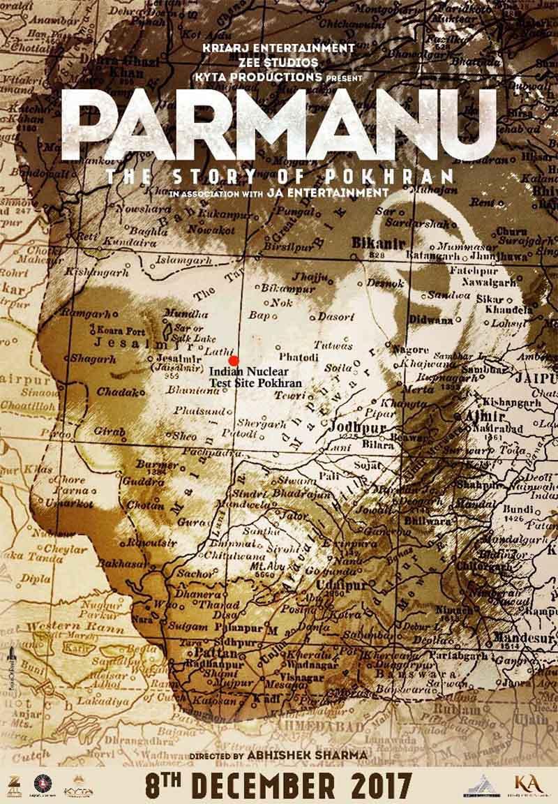 parmanu john abraham movie poster
