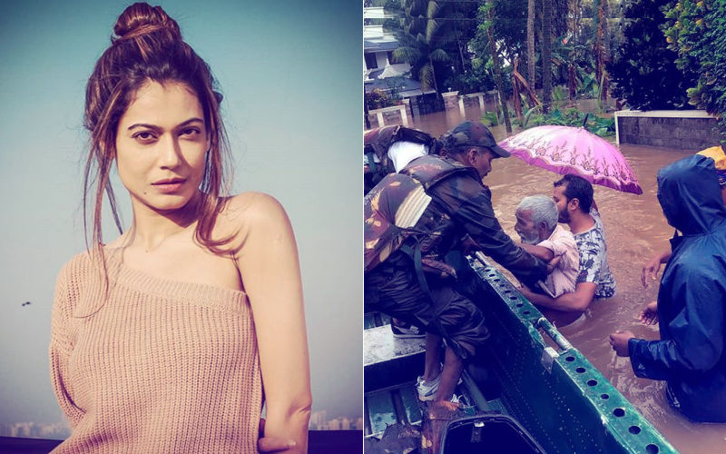 Kerala Floods: Payal Rohatgi's Shameful & Disgusting Stand On The Natural Calamity