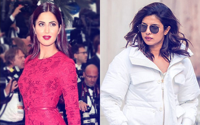 Katrina Kaif Replaces Priyanka Chopra In Ex-Boyfriend Salman Khan's Bharat