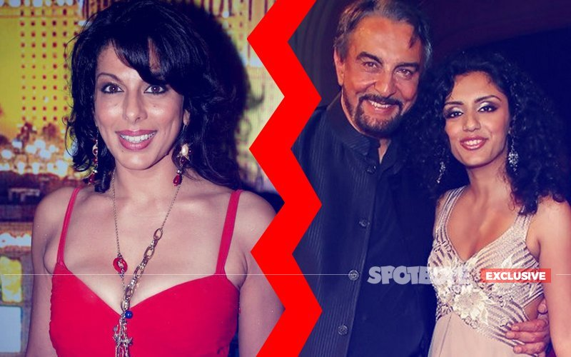 Pooja Bedi Gives A Royal IGNORE To Father Kabir Bedi & Stepmother Parveen Dusanj