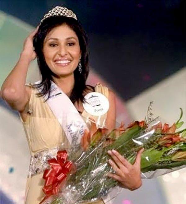 pooja chopra winner of femina miss india 2009