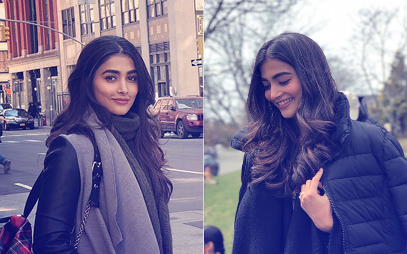 Candid Shots From Pooja Hegde's US Vacation That Spell Wanderlust