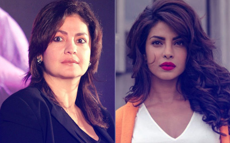 Pooja Bhatt Lashes Out At A Troll Who Called Her A 'Druggie' For Supporting Priyanka In Quantico Row