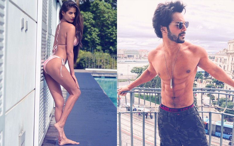 Tuesday Tadka: Poonam Pandey's Sizzling Bikini Avatar & Varun Dhawan's Washboard Abs