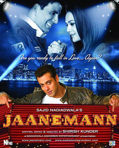 poster of jaanemann