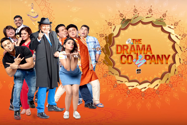 poster of the drama company