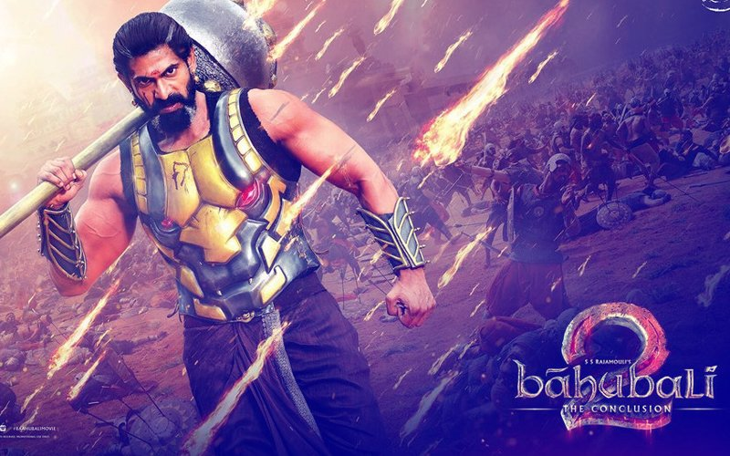 Baahubali 2 Mints Rs 128 Crore At Indian Box-Office, Amasses Rs 506 Crore Worldwide