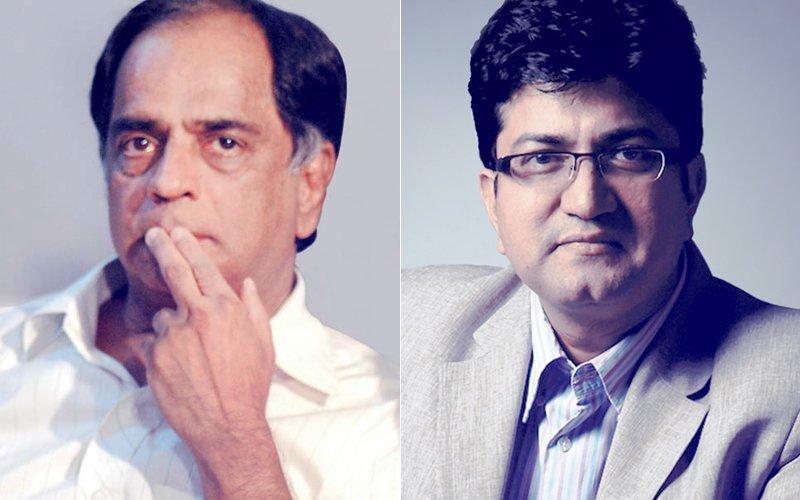 WHAT! Censor Chief Pahlaj Nihalani Sacked, Prasoon Joshi To Replace Him?