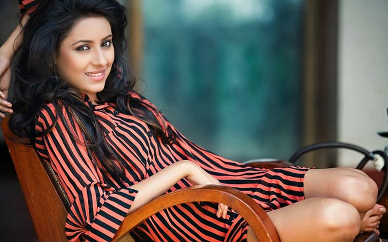 pratyusha banerjee poses for a photoshoot