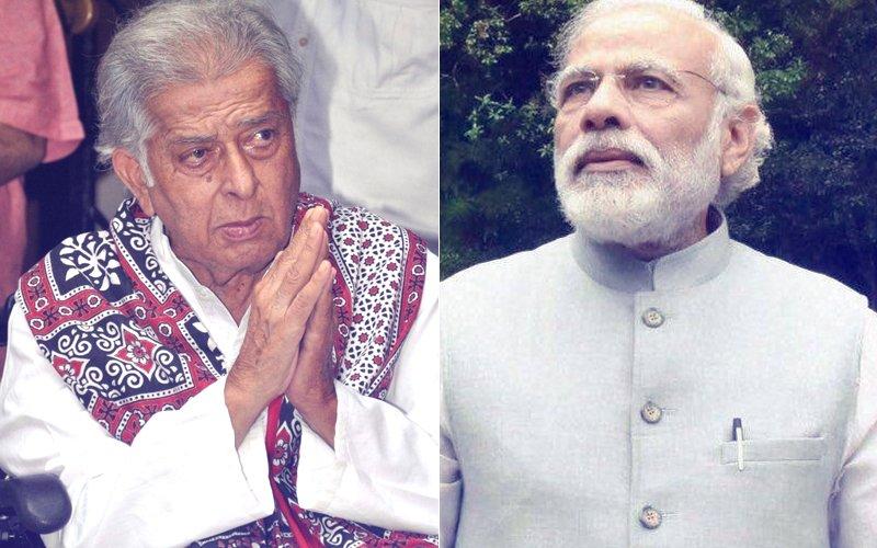 Shashi Kapoor No More: Prime Minister Narendra Modi Mourns The Loss