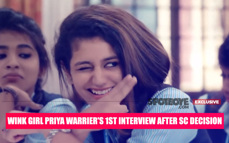Priya Varrier On Supreme Court Verdict: Hope My Wink Video Now Touches Heights, I Am So Relieved