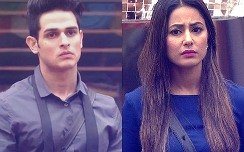 Bigg Boss 11: Priyank's Reply To Hina's 'DON'T TOUCH ME' Comment Will SHOCK You!