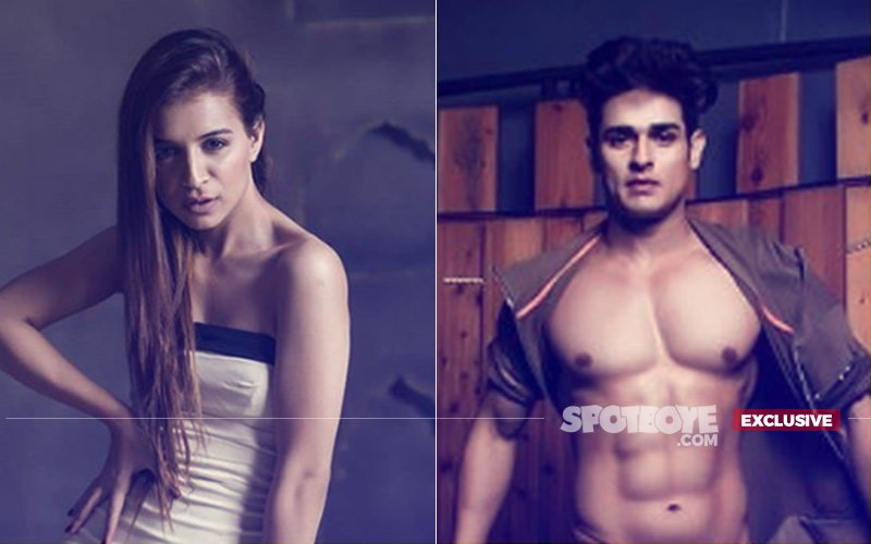 """SHOCKING! """"Got In BED With Priyank For Friendly Emotional Support, He Is Like My BROTHER,"""" Says Benafsha"""
