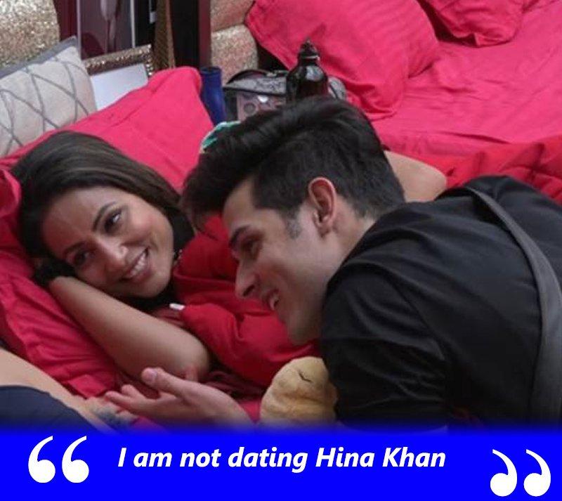 priyank sharma and hina khan in bigg boss 11
