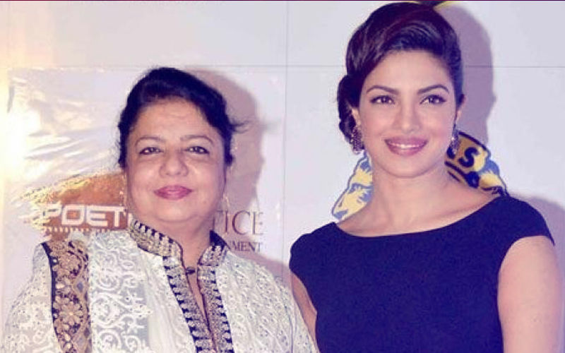 Priyanka Chopra Spends An Emotional Night With Mom. Here's Why