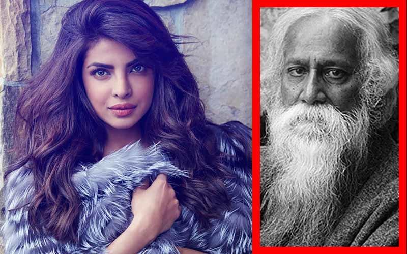 Priyanka Chopra To Bring Rabindranath Tagore's Love Story On Screen