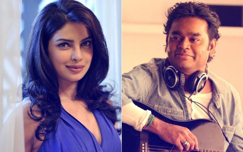 That's Rude: Priyanka Chopra Responds To Fans Walking Out Of  AR Rahman Concert