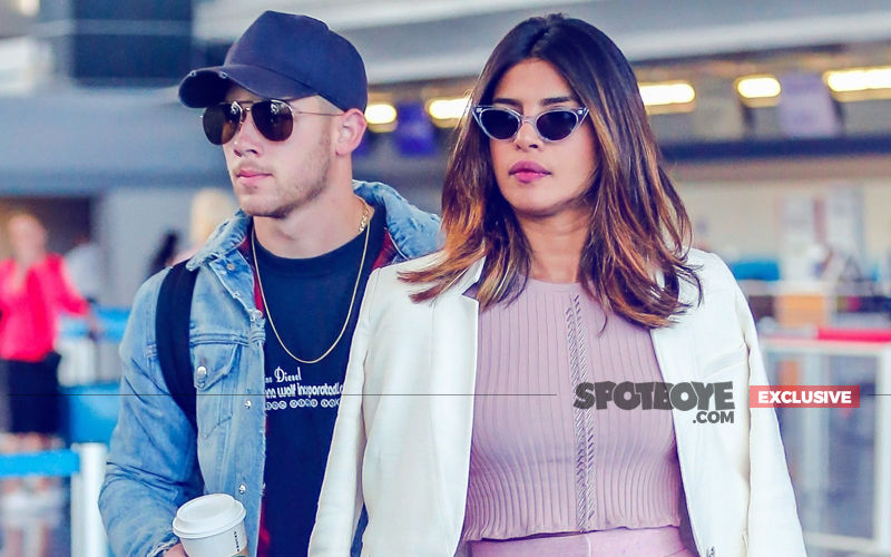 Priyanka Chopra-Nick Jonas Formal Engagement Soon After The Sky Is Pink?