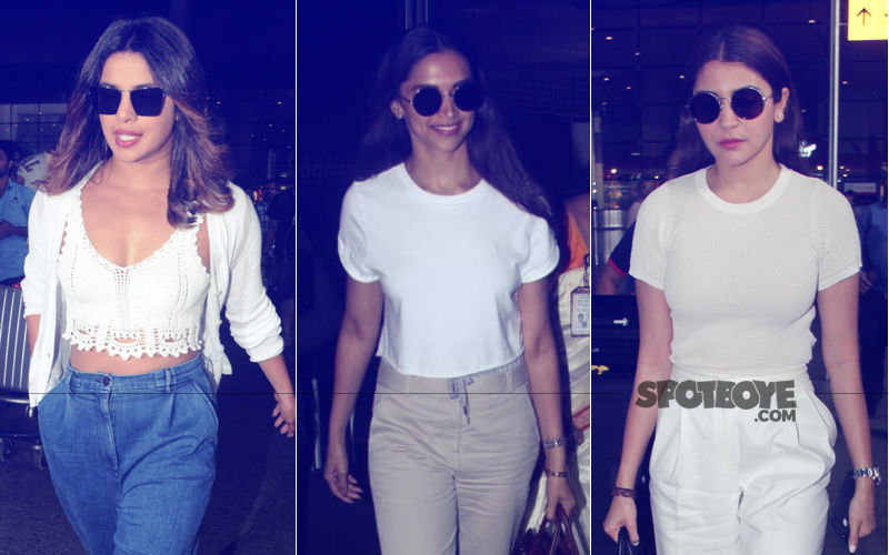 Priyanka Chopra, Deepika Padukone & Anushka Sharma Want 'Peace' While Travelling