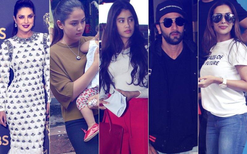 STUNNER OR BUMMER: Priyanka Chopra, Mira Rajput, Jhanvi Kapoor, Ranbir Kapoor Or Malaika Arora?