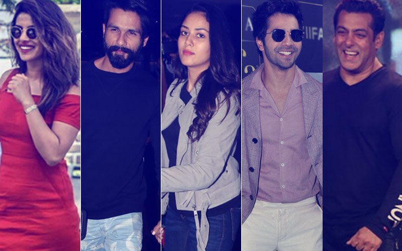 STUNNER OR BUMMER: Priyanka Chopra, Shahid Kapoor, Mira Rajput, Varun Dhawan Or Salman Khan?