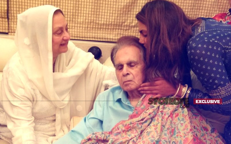 Here's What Happened When Priyanka Chopra Visited Dilip Kumar