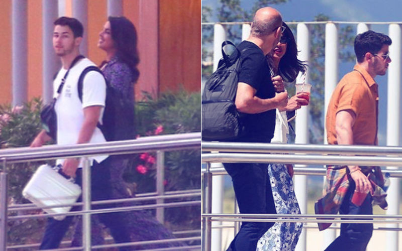Priyanka Chopra And Nick Jonas Steal Some 'We' Time In Mexico
