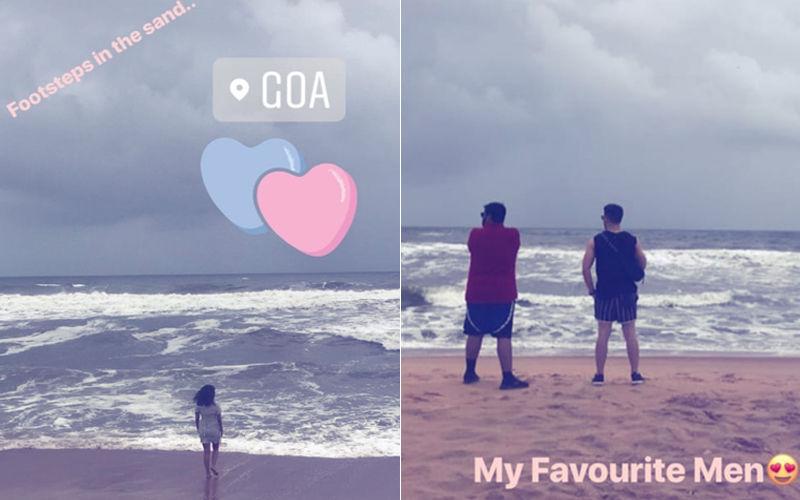 Love On The Beach: Priyanka Chopra & Nick Jonas Capture Each Other In Unforgettable Frames