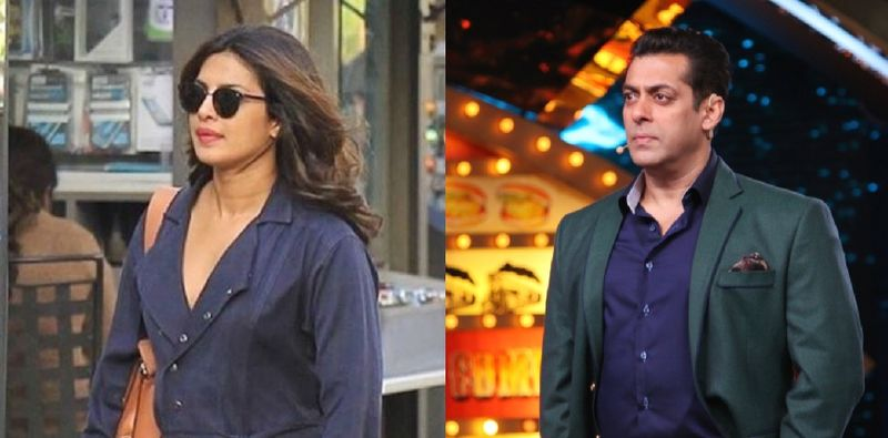 Priyanka Chopra Walks Out Of Salman Khan's Film, Bharat