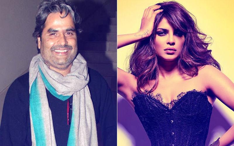 सलमान खान की भारत छोड़ने के बाद अब विशाल भारद्वाज की फिल्म में काम करेंगी प्रियंका चोपड़ा
