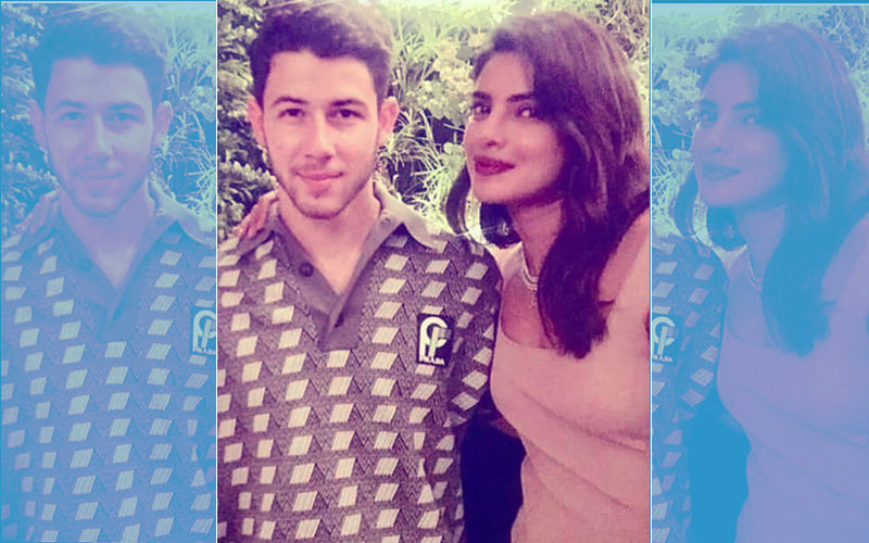 Priyanka Chopra-Nick Jonas Engagement Party: Here Are The First Pictures Of The Beaming Couple