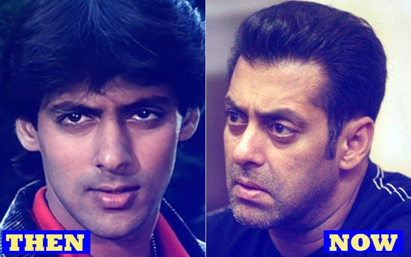 PROSTHETICS & VFX Used To Make Salman Khan Look YOUNGER!
