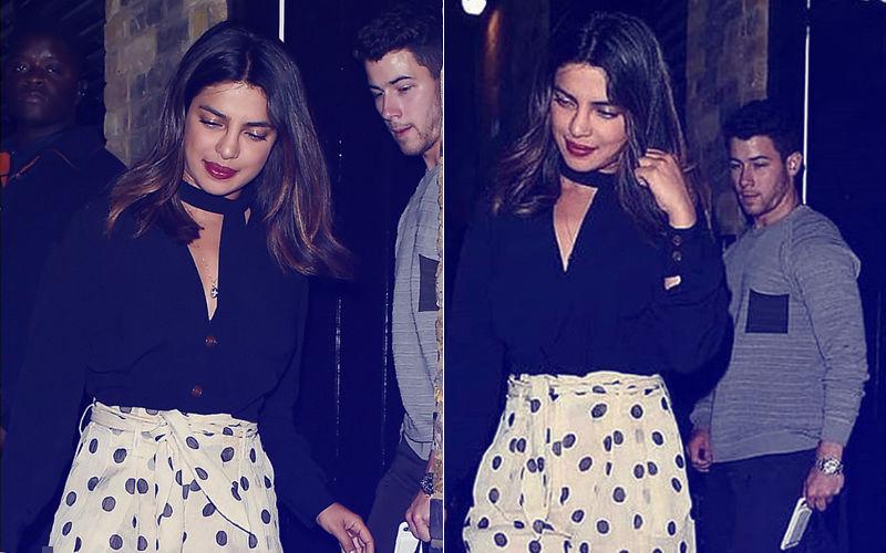 Birthday Date: Priyanka Chopra Celebrates Her Big Day With Boyfriend Nick Jonas In London
