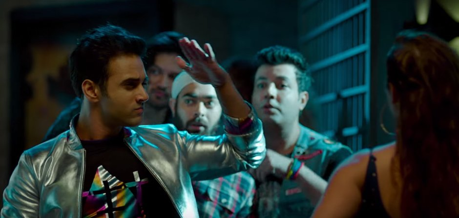 pulkit samrat in mehbooba song