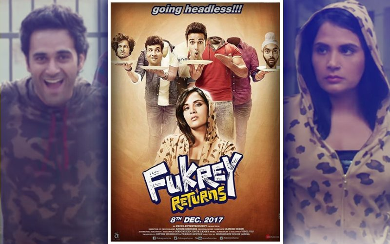 Movie Review: Fukrey Returns...At Times Amusing, At Times Exasperating