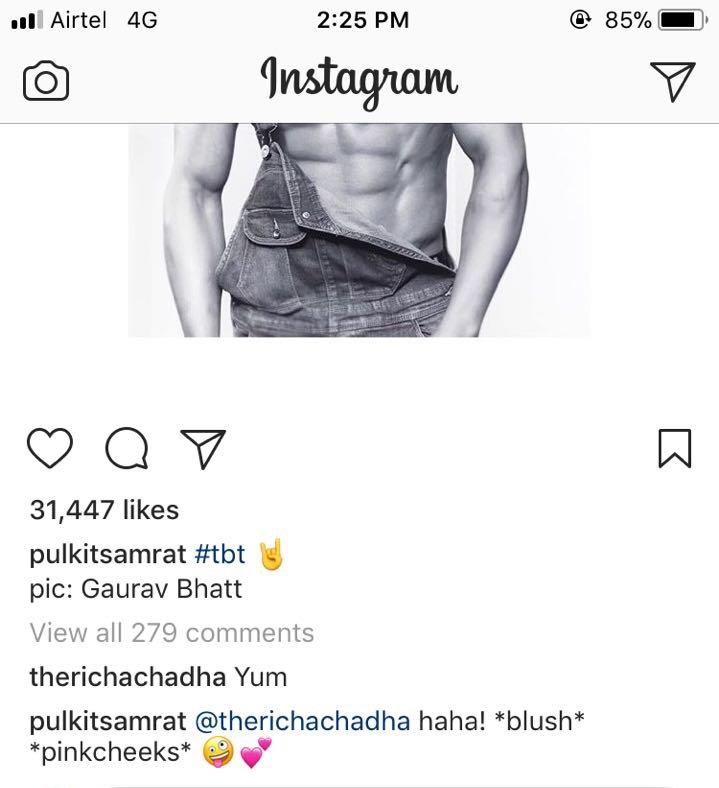 pulkit samrat richa chadha