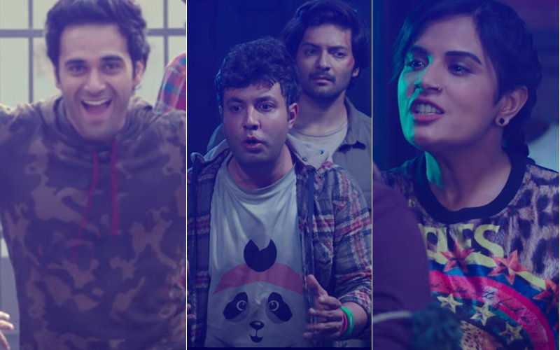 Fukrey Returns Teaser: Pulkit Samrat, Richa Chadda, Ali Fazal Recreate The Magic
