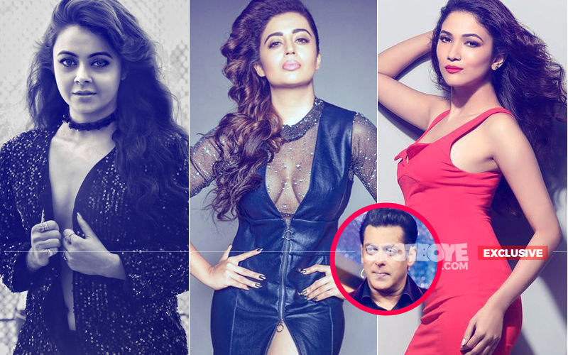 Bigg Boss 12: Devoleena Bhattacharjee, Neha Pendse, Ridhima Pandit To Sex Up Salman Khan's Show ?