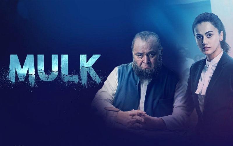 Stay Order On Rishi Kapoor-Taapsee Pannu Starrer Mulk
