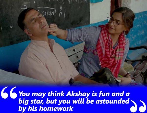 akshay and sonam