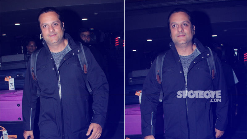 Trolls Be Damned: A Fitter Fardeen Khan Returns To Mumbai. Welcome Back!