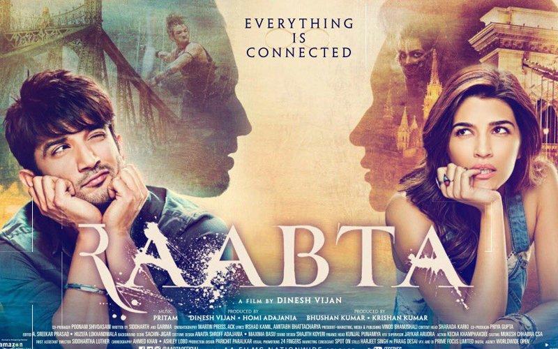 Box-Office, Day 2: Sushant Singh Rajput & Kriti Sanon's Raabta DROPS, Collects A Mere Rs 5.11 Crore