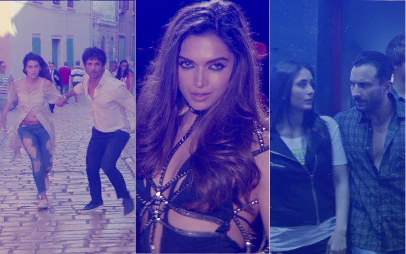 WATCH: Deepika Padukone, Sushant Singh Rajput & Kriti Sanons's Version Of Saif Ali Khan-Kareena Kapoor's Raabta